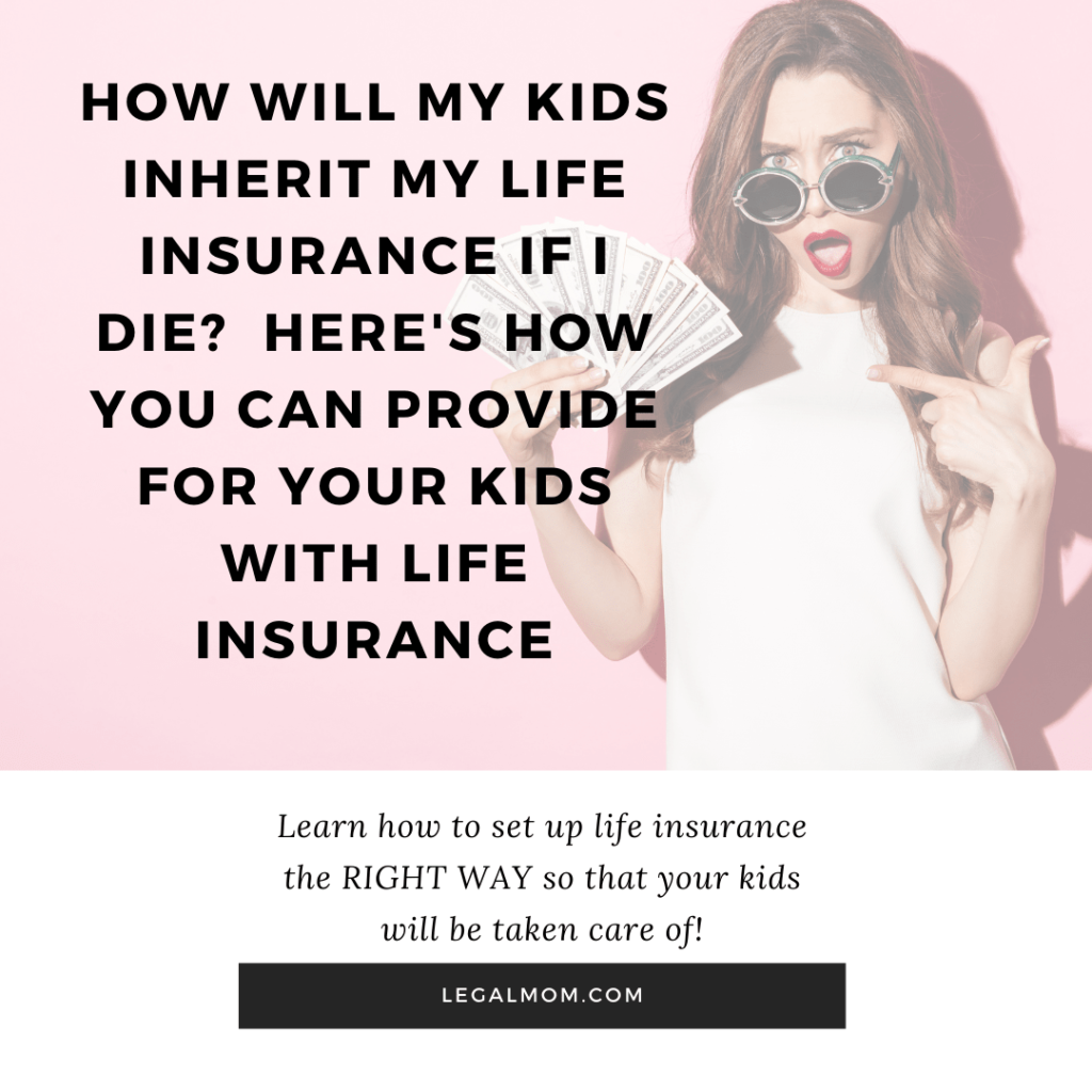 How do I need to set up the life insurance policy for kids ...